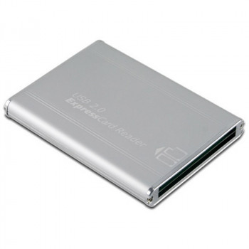 USB 2.0 Card Reader for USB Mode Express Card 34/54 box